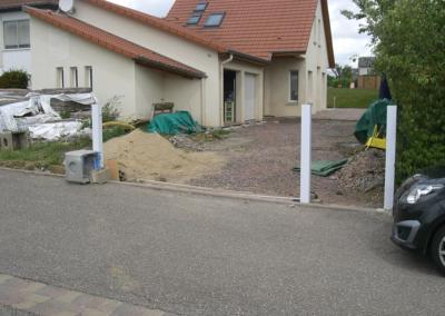 Dedans Dehors Metz Projet Aménagement Paysager Jardin Avant de Maison