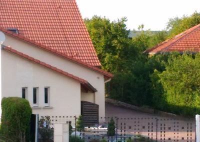 Dedans Dehors Metz Projet Aménagement Paysager Avant de Maison